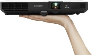 best mini projector for bright room