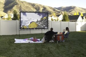 Camp Chef Projector Screen
