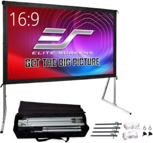 Elite Screens Yard Master 2 120inch Projector Screen